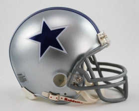 Dallas Cowboys 1964-66 Throwback Mini Helmet