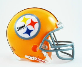 Pittsburgh Steelers 1962 Throwback Mini Helmet