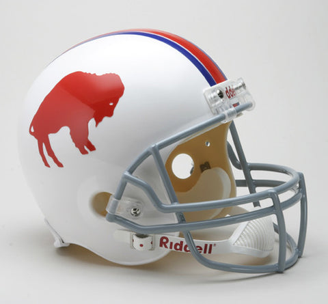 Buffalo Bills 1965-73 Riddell Deluxe Replica Full Size Helmet