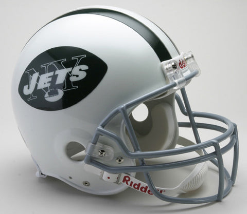 New York Jets 1965-77 Riddell Throwback Pro Line Helmet