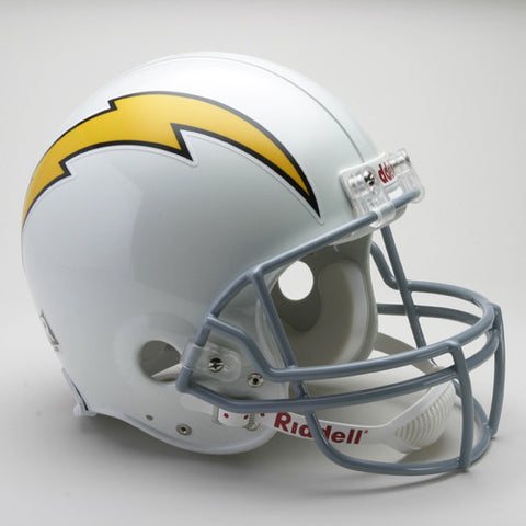 Los Angeles Chargers 1961-73 Riddell Throwback Pro Line Helmet