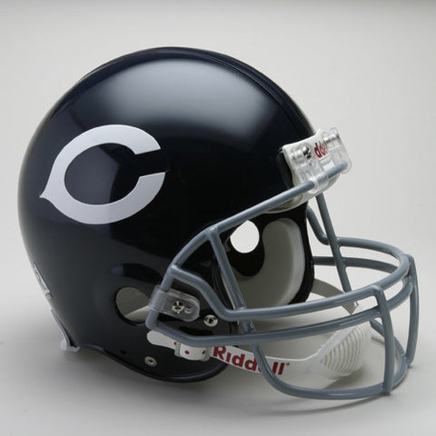 Chicago Bears 1962-73 Riddell Throwback Pro Line Helmet