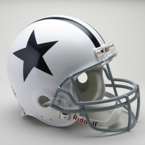 Dallas Cowboys 1960-63 Riddell Throwback Pro Line Helmet