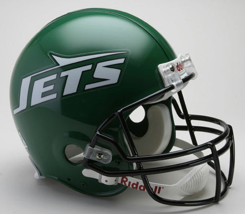 New York Jets 1990-97 Riddell Throwback Pro Line Helmet