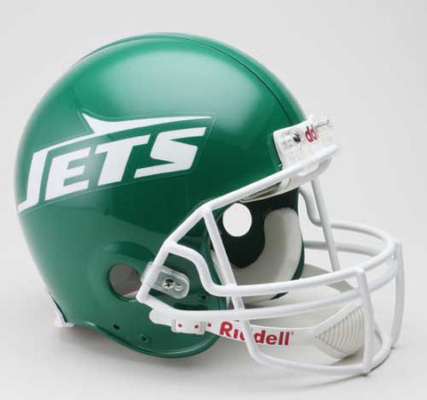 New York Jets 1977-89 Riddell Throwback Pro Line Helmet