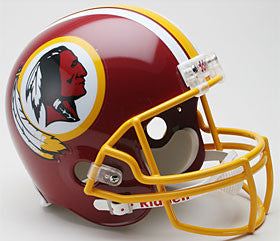 Washington Redskins 1982 Throwback Pro Line Helmet