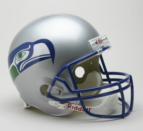 Seattle Seahawks 1983-2001 Riddell Deluxe Replica Full Size Helmet