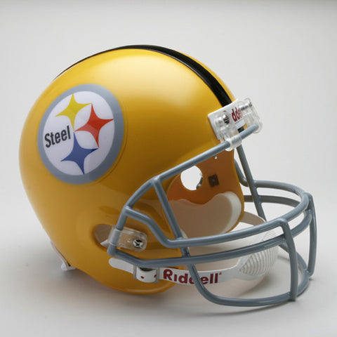 Pittsburgh Steelers 1962 Riddell Deluxe Replica Full Size Helmet