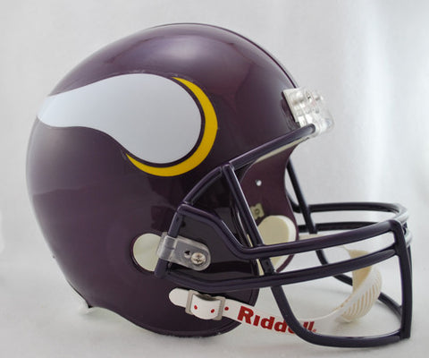 Minnesota Vikings 1983-2001 Throwback Deluxe Replica Helmet