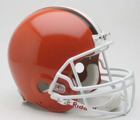 Cleveland Browns 2005 Riddell Throwback Pro Line Helmet