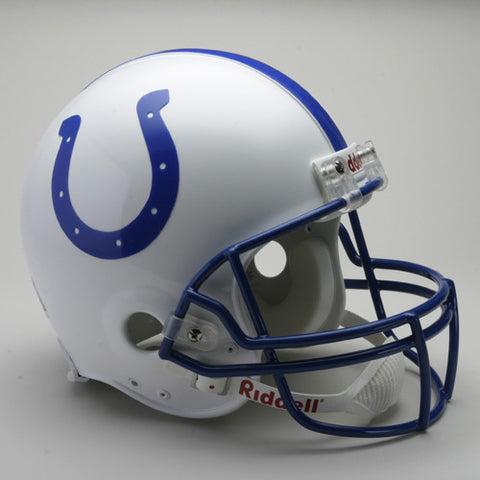 Indianapolis Colts 1995-2003 Riddell Throwback Pro Line Helmet