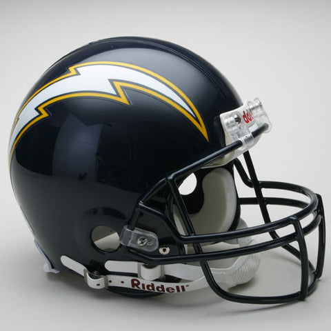 Los Angeles Chargers 1988-2006 Riddell Throwback Pro Line Helmet