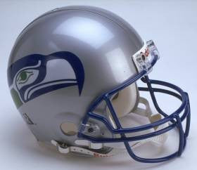 Seattle Seahawks 2001 Riddell Throwback Pro Line Helmet
