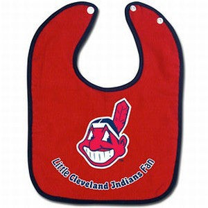 Cleveland Indians Baby Bib - All Pro