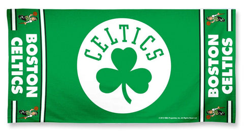 Boston Celtics Beach Towel