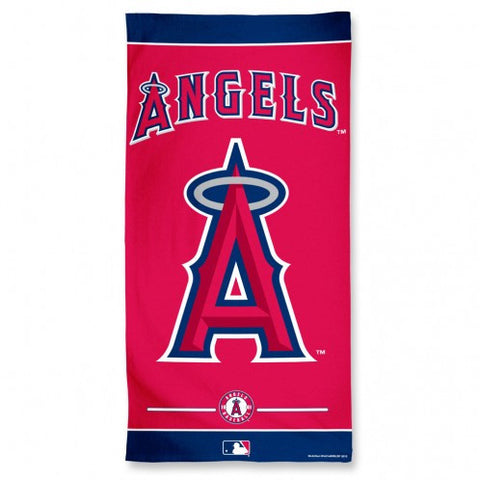 "Los Angeles Angels 30""x60"" Beach Towel"