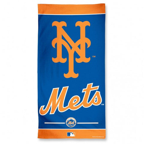 New York Mets Beach Towel - New