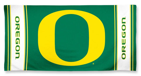 Oregon Ducks Beach Towel
