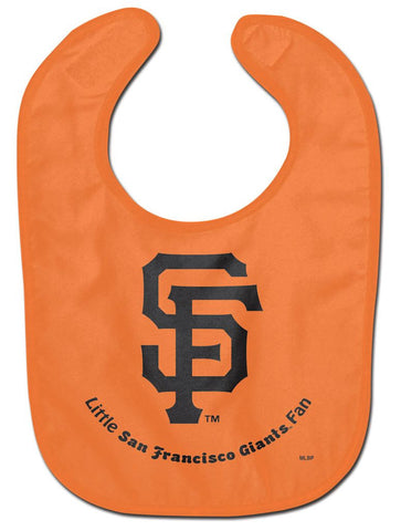 San Francisco Giants Baby Bib - All Pro Little Fan