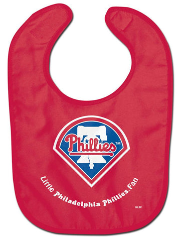 Philadelphia Phillies Baby Bib - All Pro Little Fan