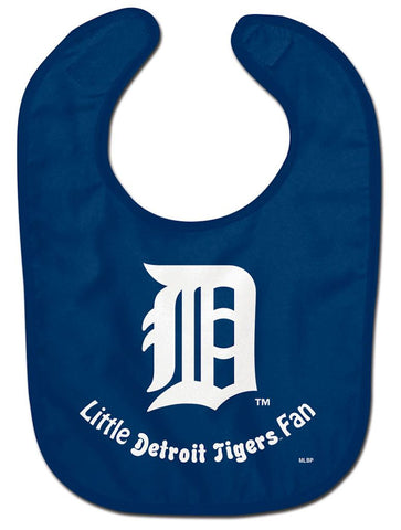 Detroit Tigers Baby Bib - All Pro Little Fan