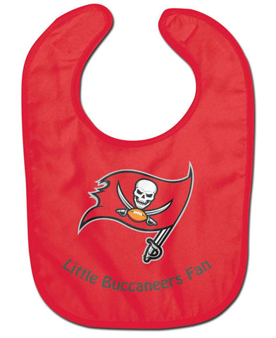 Tampa Bay Buccaneers All Pro Little Fan Baby Bib