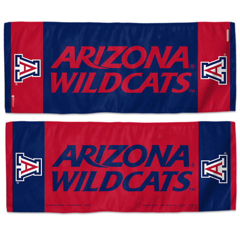 Arizona Wildcats Cooling Towel