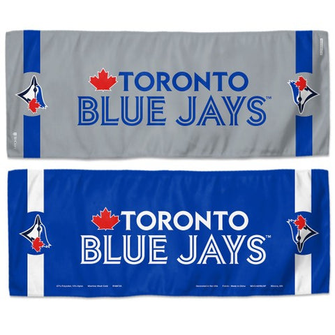 Toronto Blue Jays Cooling Towel