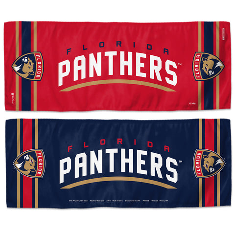 Florida Panthers Cooling Towel