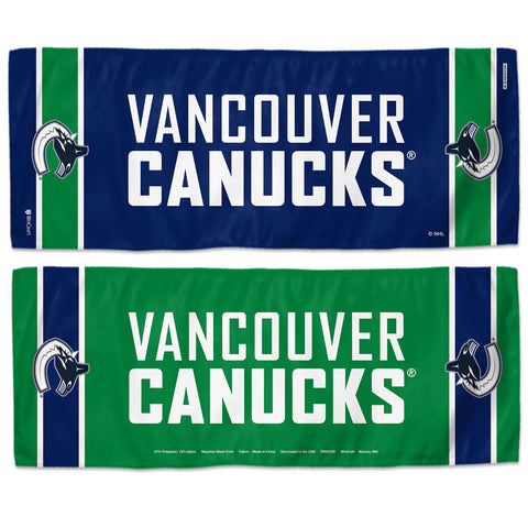 Vancouver Canucks Cooling Towel
