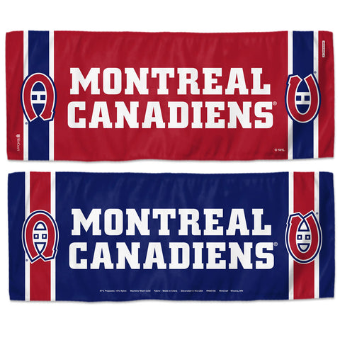 Montreal Canadiens Cooling Towel