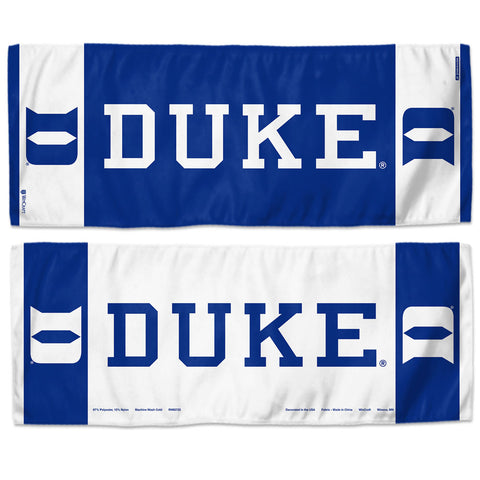Duke Blue Devils Cooling Towel