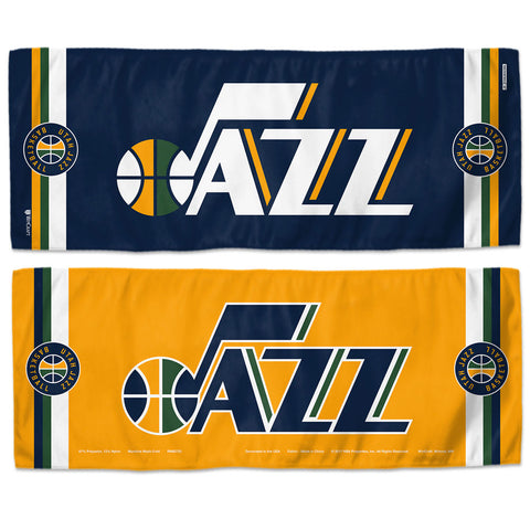 Utah Jazz Cooling Towel