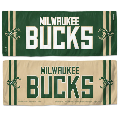 Milwaukee Bucks Cooling Towel