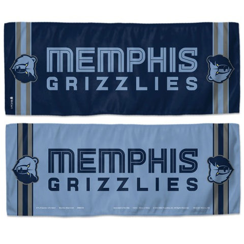 Memphis Grizzlies Cooling Towel