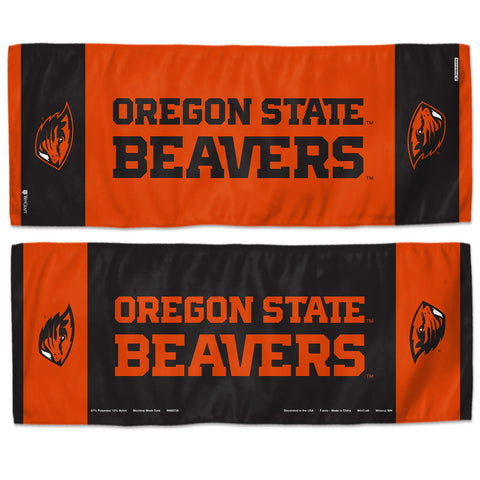 Oregon State Beavers Cooling Towel