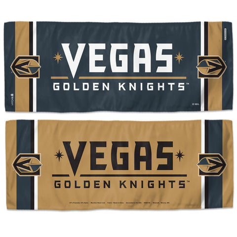 Vegas Golden Knights Cooling Towel