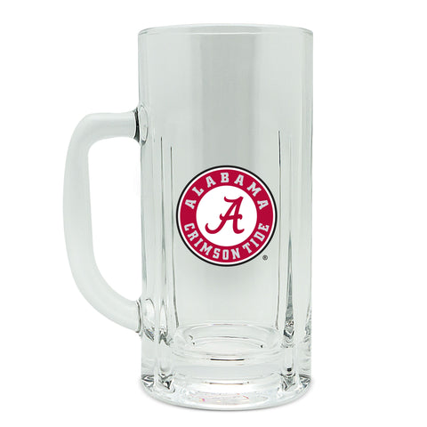 Alabama Crimson Tide 20oz High Glass Kraft Mug