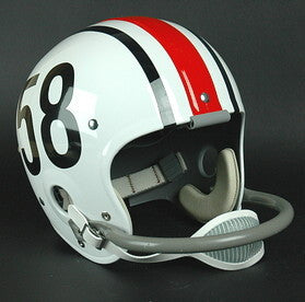 Auburn Tigers 1958-59 Authentic Vintage Full Size Helmet