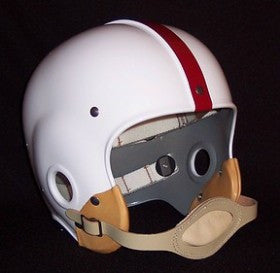 Alabama Crimson Tide 1949-56 'Bart Starr' Authentic Vintage Full Size Helmet