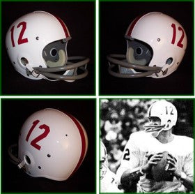 Alabama Crimson Tide 1957-71 'Ken Stabler 1968 Cotton Bowl' Authentic Vintage Full Size Helmet