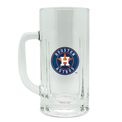 Houston Astros 20oz High Glass Kraft Mug