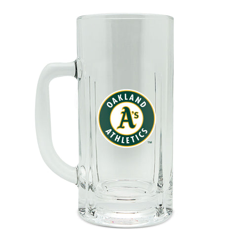 Oakland Athletics 20oz High Glass Kraft Mug