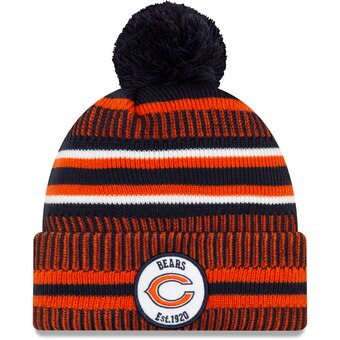 Chicago Bears 2019 Official Home Sideline Beanie