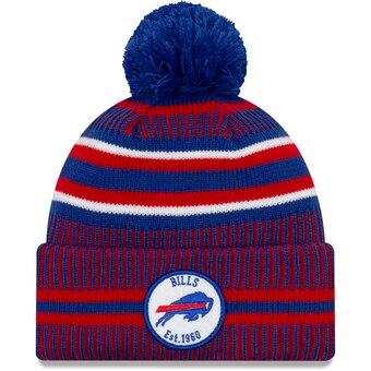 Buffalo Bills 2019 Official Home Sideline Beanie