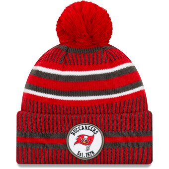 Tampa Bay Buccaneers 2019 Official Home Sideline Beanie