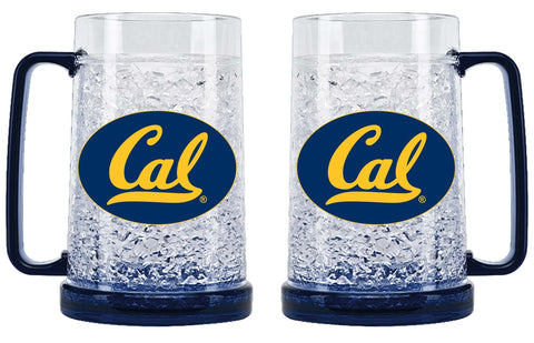 Cal Golden Bears Crystal Freezer Mug
