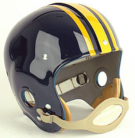 California Golden Bears 1954-55 Authentic Vintage Full Size Helmet