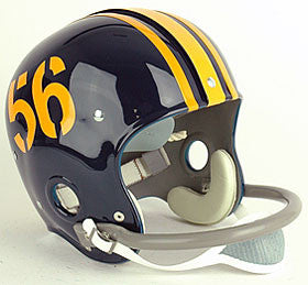 California Golden Bears 1956 Authentic Vintage Full Size Helmet