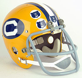 California Golden Bears 1972-75 Authentic Vintage Full Size Helmet